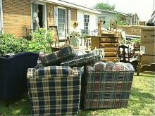 Stolen goods recovered in Fayetteville home
