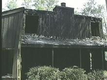 Police Say Fires Set by Serial Arsonist