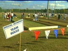 Weekend Features Fall Games for Special Athletes