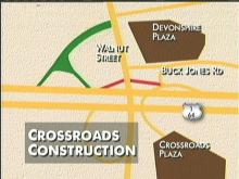 Traffic Changes Coming for Cary Crossroads