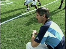 Familiar Face Takes Over as UNC Coach