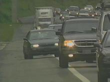 Stressful traffic conditions can lead to angry dr