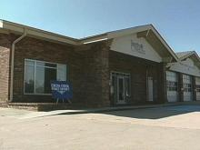 There is a new police district center in Fayetteville's Cross Creek area. (WRAL-TV5 News)