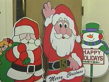 Fraternity Members Receive Fines, Community Service for Stealing Christmas Decorations