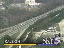 I-40 Widening Project to Begin Monday