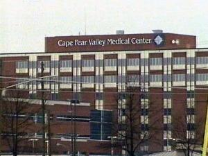 Cape Fear Valley Medical Center (WRAL-TV5 News)