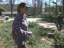 Volunteers Help in Garner