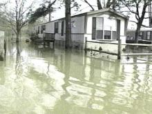Rocky Mount Residents Still Wading Through Storm Water