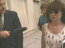 Tracy Stidham talked to WRAL's Mark Roberts in August, 1997. (WRAL-TV)