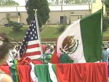 Cinco de Mayo celebrates Mexican independence from Spain (WRAL-TV5 News)