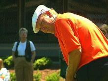 Goldsboro Golfer Teeing Off at 40