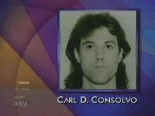 Carl Consolvo was taken into custody May 31 after several months on the run. (WRAL-TV5 News)