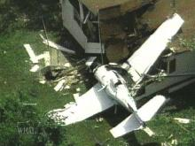 2 Killed When Plane Crashes Into Winston-Salem Home