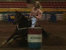 High Schoolers Saddle up for Rodeo Championship