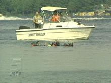 Search for Missing Teen Continues at Jordan Lake