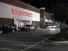 The shooting happened in the parking lot of the Wal-Mart on highway 15-501. (WRAL-TV5 News)