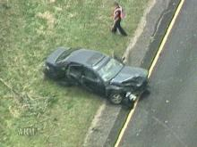 Accident Closes Part of Highway 1 in Cary