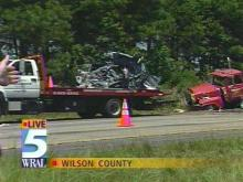 I-95 Re-opened after Fatal Midday Accident
