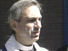 Rev. Jimmy Creech preached at the United Church of Chapel Hill Sunday. Creech's open support for gay rights has ignited a controversy in the Methodist Church. (WRAL-TV5 News)