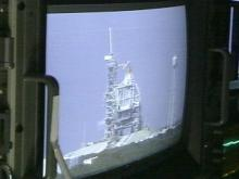 HDTV Launches Nationally with Shuttle Liftoff