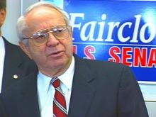 Faircloth Flies Around N.C. To Gain Support for Tuesday's Election