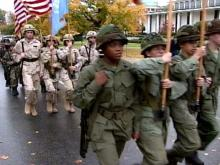 NC Honors Military on Veterans Day