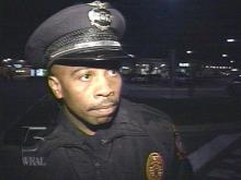 Cary police Lt. Kenny Williams says they will obtain an arrest warrant and then capture the suspect.(WRAL-TV5 News)