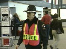 RDU Increases Security After Military Air Strikes