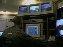 Defensive Driving Simulator Gives Officers More Experience