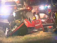 Raleigh Accident Kills Two, Injures Five