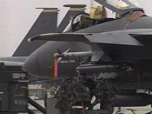 Strike Eagle Pilots Not Surprised by Hussein's Actions