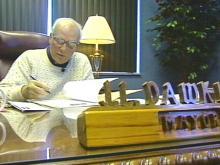 Fayetteville Mayor Does Not Let Cancer Affect His Leadership