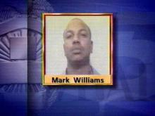 Officials say Mark Williams escaped from the Robeson County Jail and could be in the Raleigh area Saturday night.(WRAL-TV5 News)