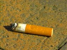 Drivers Who Smoke Had Better Hold On To Their Butts