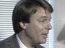 N.C. Senator John Edwards said he voted in favor of air strikes in Yugoslavia and that he was still open on supporting ground troops in Kosovo.(WRAL-TV5 News)
