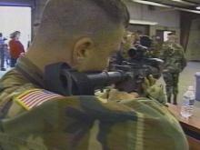 More Fort Bragg Troops Head Toward Kosovo