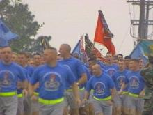 82nd Airborne Veterans Return to Visit Soldiers