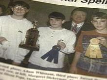 Wilson County Abuzz Over Teenager Bound for National Spelling Bee