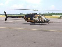 Maintenance Costs for Sheriff's Helicopter Still Being Debated