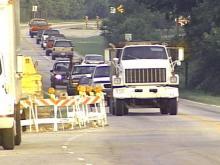 Some Trucks Dump Debris Before Reaching Their Destinations