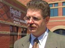 Fayetteville Police Lieutenant Tim Hayworth will become Lillington's Police Chief in two weeks.(WRAL-TV5 News)