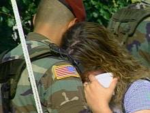 Hundreds of Fort Bragg Soldiers Head to Kosovo