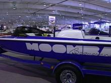 Boat Show Docks At State Fairgrounds