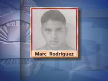 Marc Rodriguez, 22, was arrested for the attempted rape of a Chapel Hill woman.(WRAL-TV5 News)