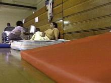 Volunteers Provide Shelter for Rocky Mount Evacuees