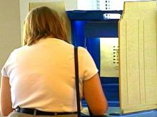 Voters Cast Ballots Tuesday in Local Elections
