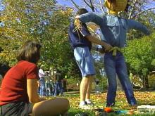 It was a beautiful fall day for the festival.(WRAL-TV5 News)