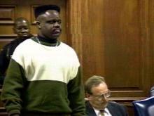 Nicholson Testifies in His Own Defense