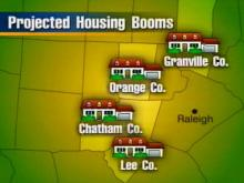 Four N.C. Counties Could Face Housing Boom