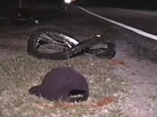 A 14-year-old was killled in a hit and run accident while riding his bike.(WRAL-TV5 News)